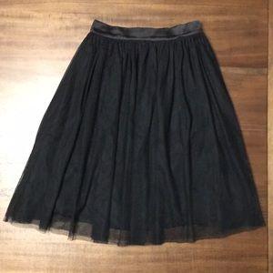 Forever 21 Twill Mid Length Skirt. Women's Size S